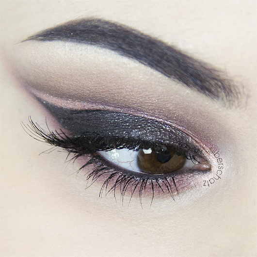 Silberschatz : Rosy Double Cut-Crease