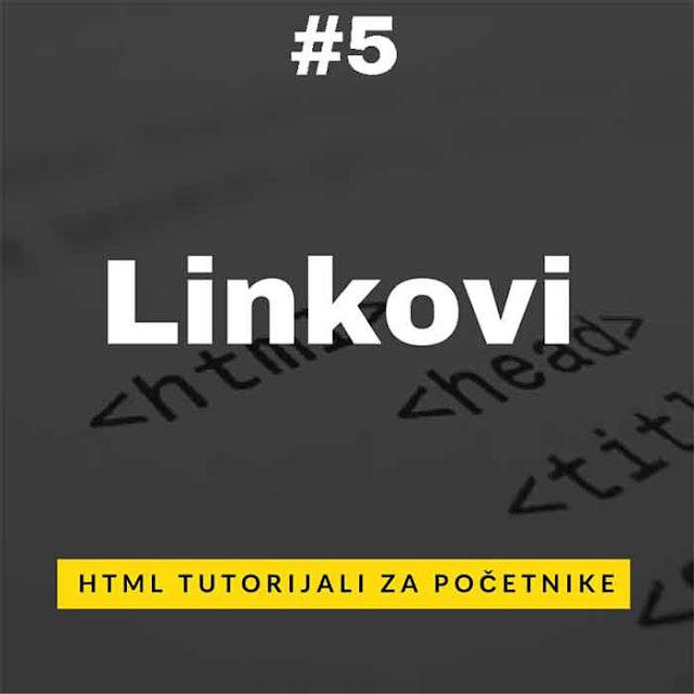 HTML Tutorijali na srpskom