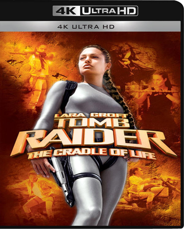 Lara Croft Tomb Raider: The Cradle of Life [2003] [UHD] [2160p] [Latino]