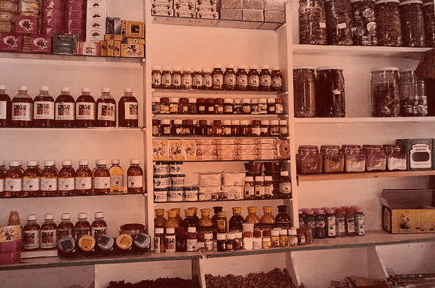 Herbal Medical Shop