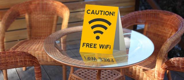 Beberapa Bahaya Wifi Gratis yang Perlu anda Ketahui