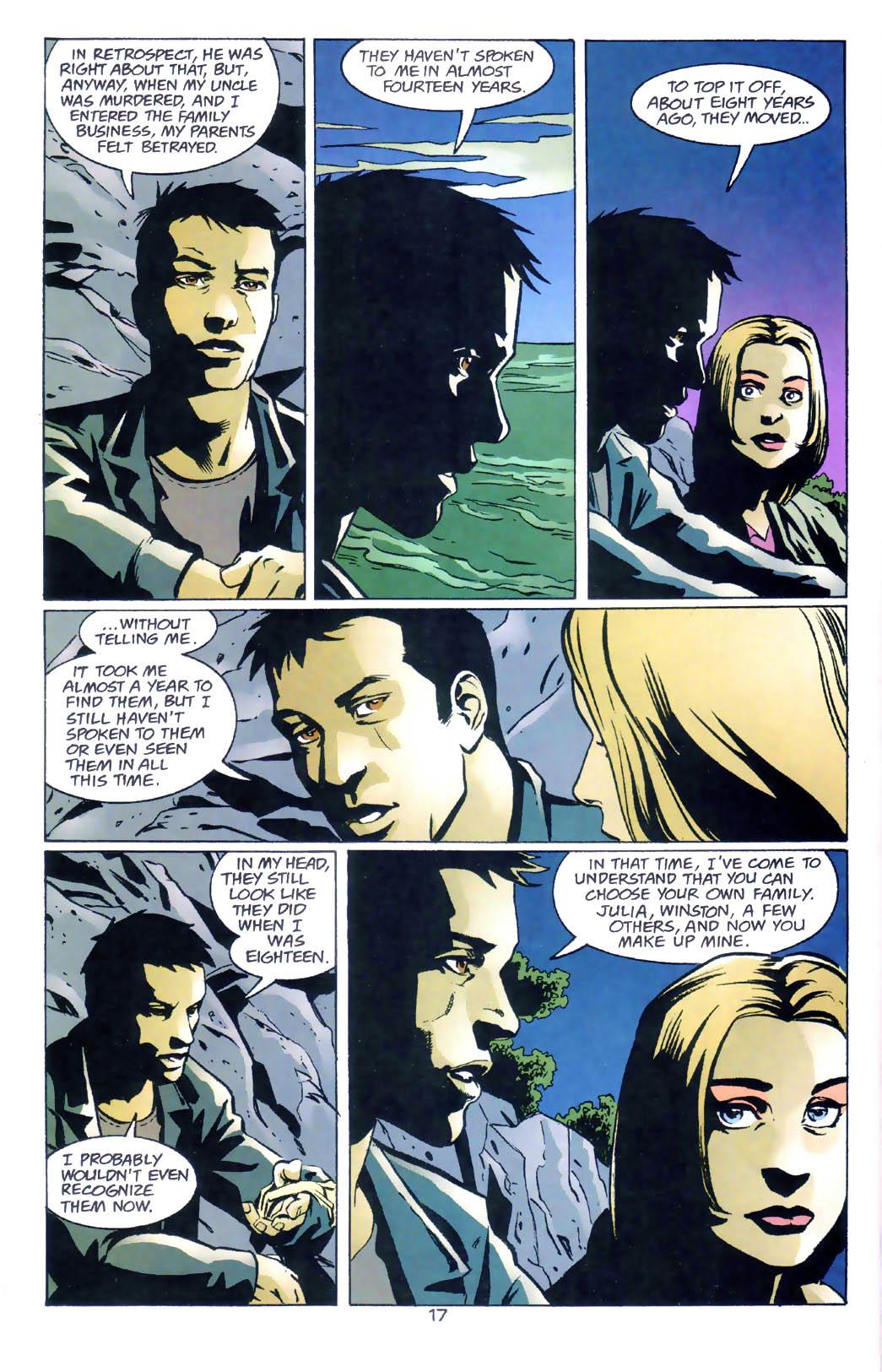 Read online Midnight, Mass comic -  Issue #7 - 18