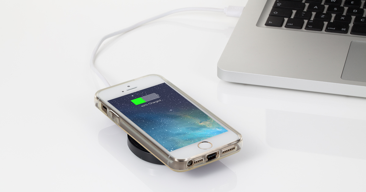 Internet's Best Secrets: Qi Wireless Charger for iPhone