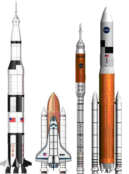 space shuttle compared to orion - photo #1