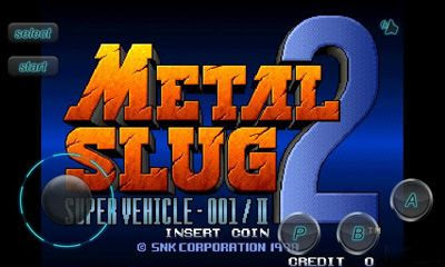 Metal Slug 2 Mod Apk Download