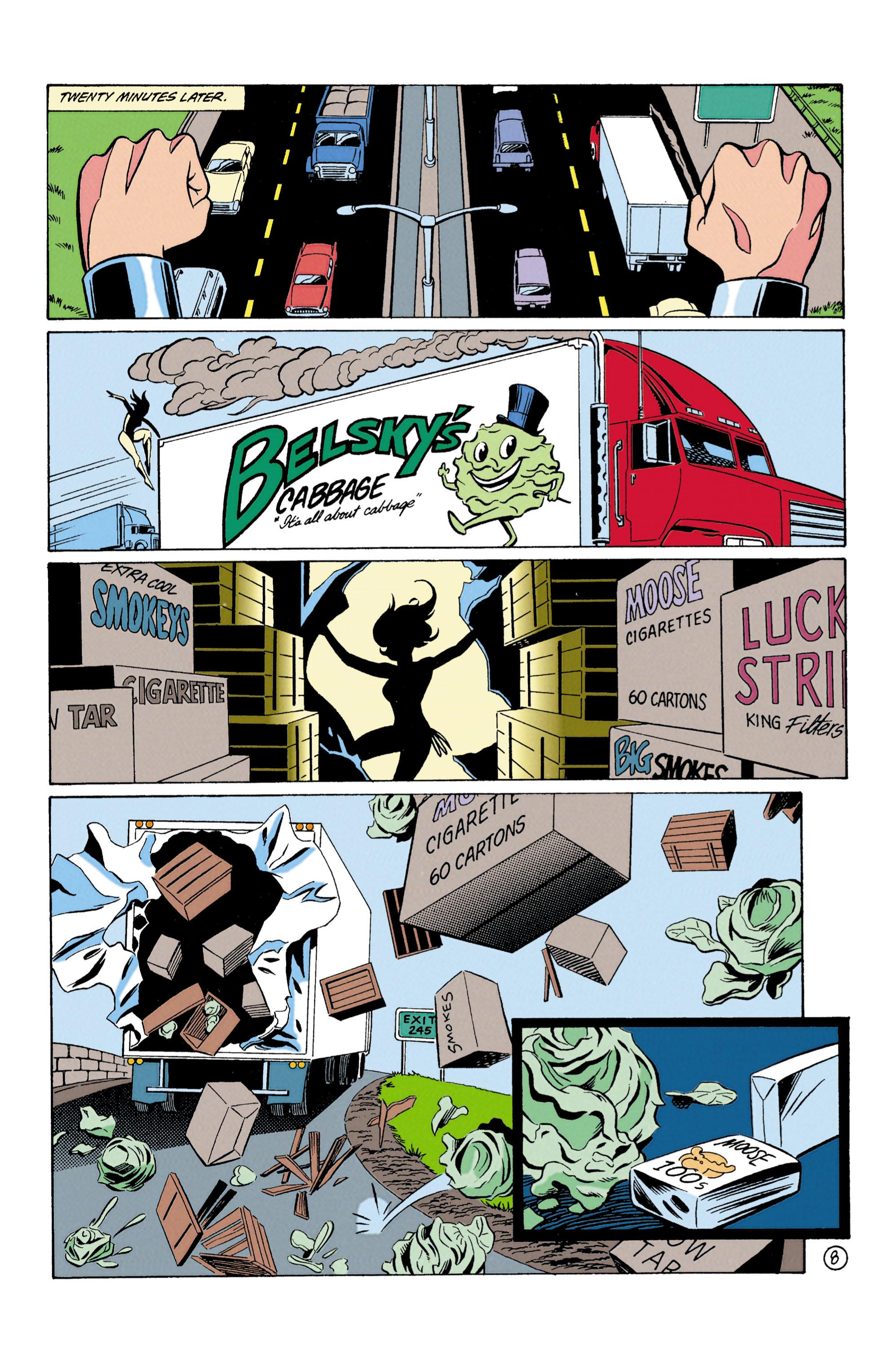 Read online Wonder Woman (1987) comic -  Issue #87 - 9