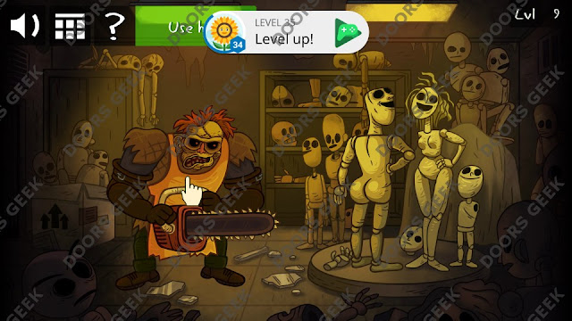 Troll Face Quest Horror Level 9 Walkthrough, Cheats, Solution
