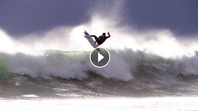 Our Winter Narrative Official Trailer California Surfing Series