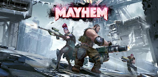 Mayhem PvP Arena Shooter Mod Apk v0.9.0 Full Unlocked Update Gratis