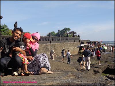 Pura di tanah lot Bali