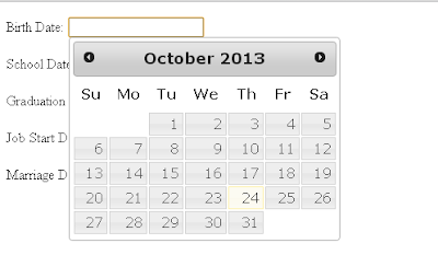 How to use multiple JQuery UI Date Picker or Datepicker in