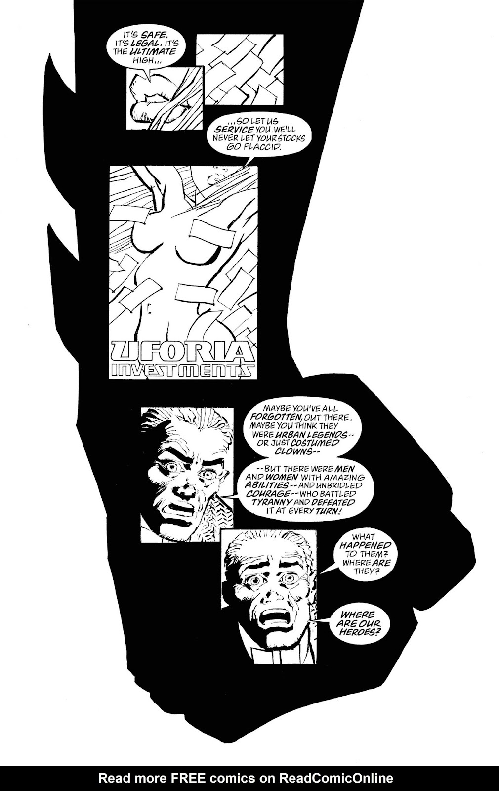 Read online Batman Noir: The Dark Knight Strikes Again comic -  Issue # TPB (Part 1) - 11