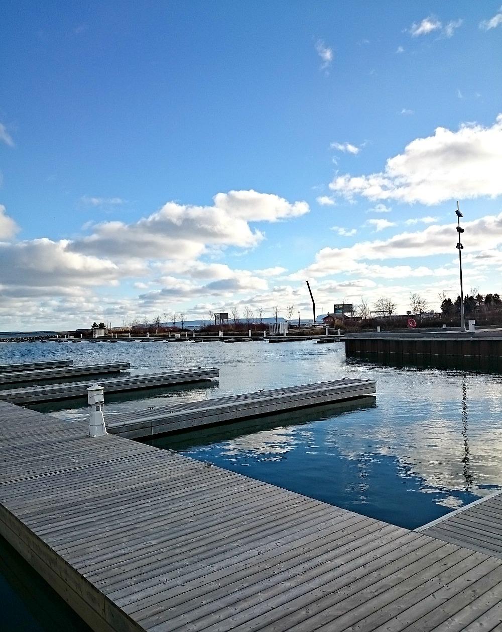 Lake Superior Marina