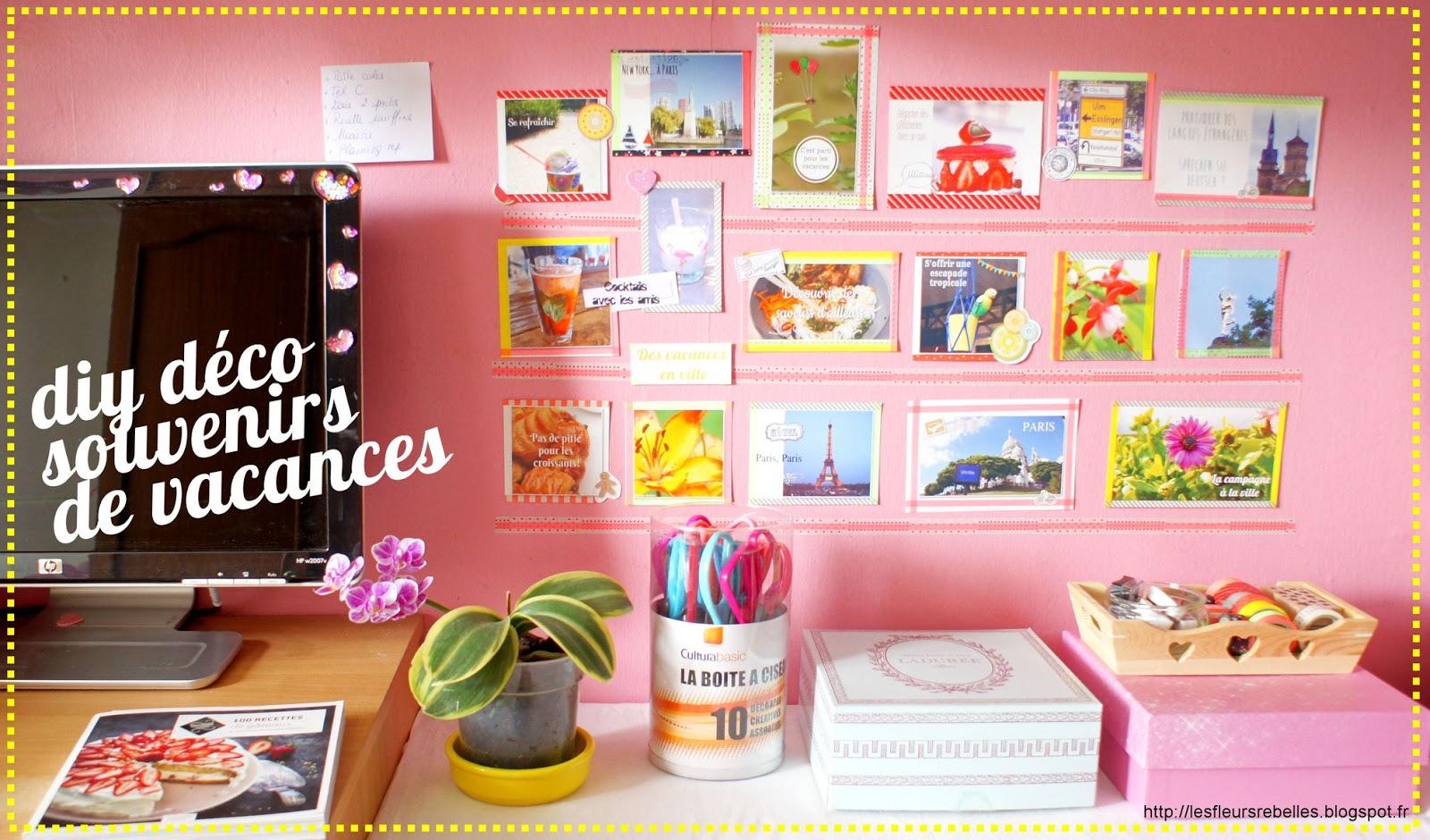faire une d co avec ses photos diy photo wall avec hp. Black Bedroom Furniture Sets. Home Design Ideas