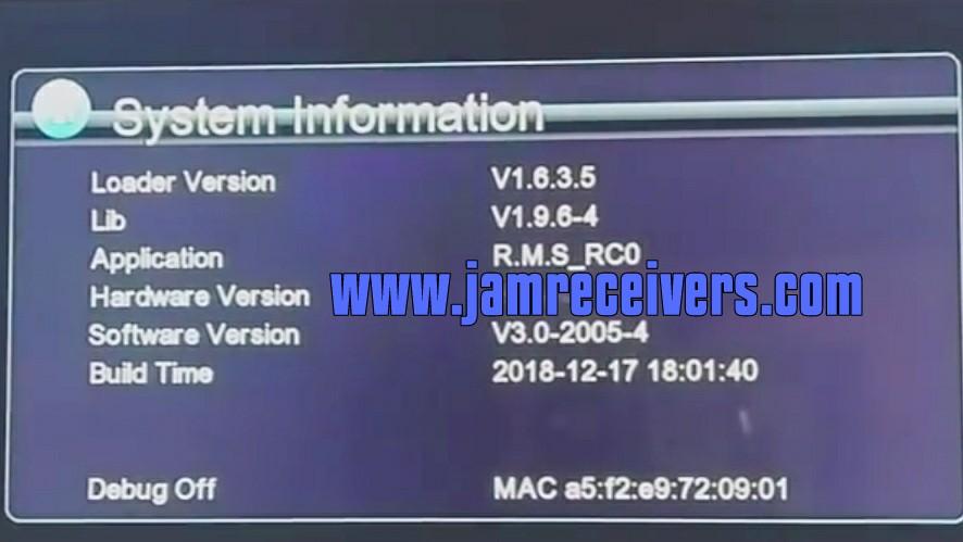 Jam Receivers