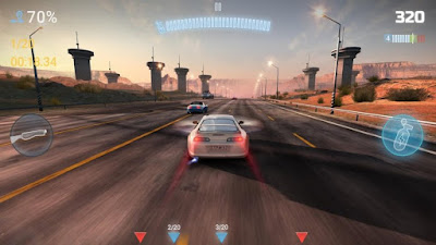 لعبة CarX Highway Racing مهكرة للأندرويد، لعبة CarX Highway Racing كاملة للأندرويد