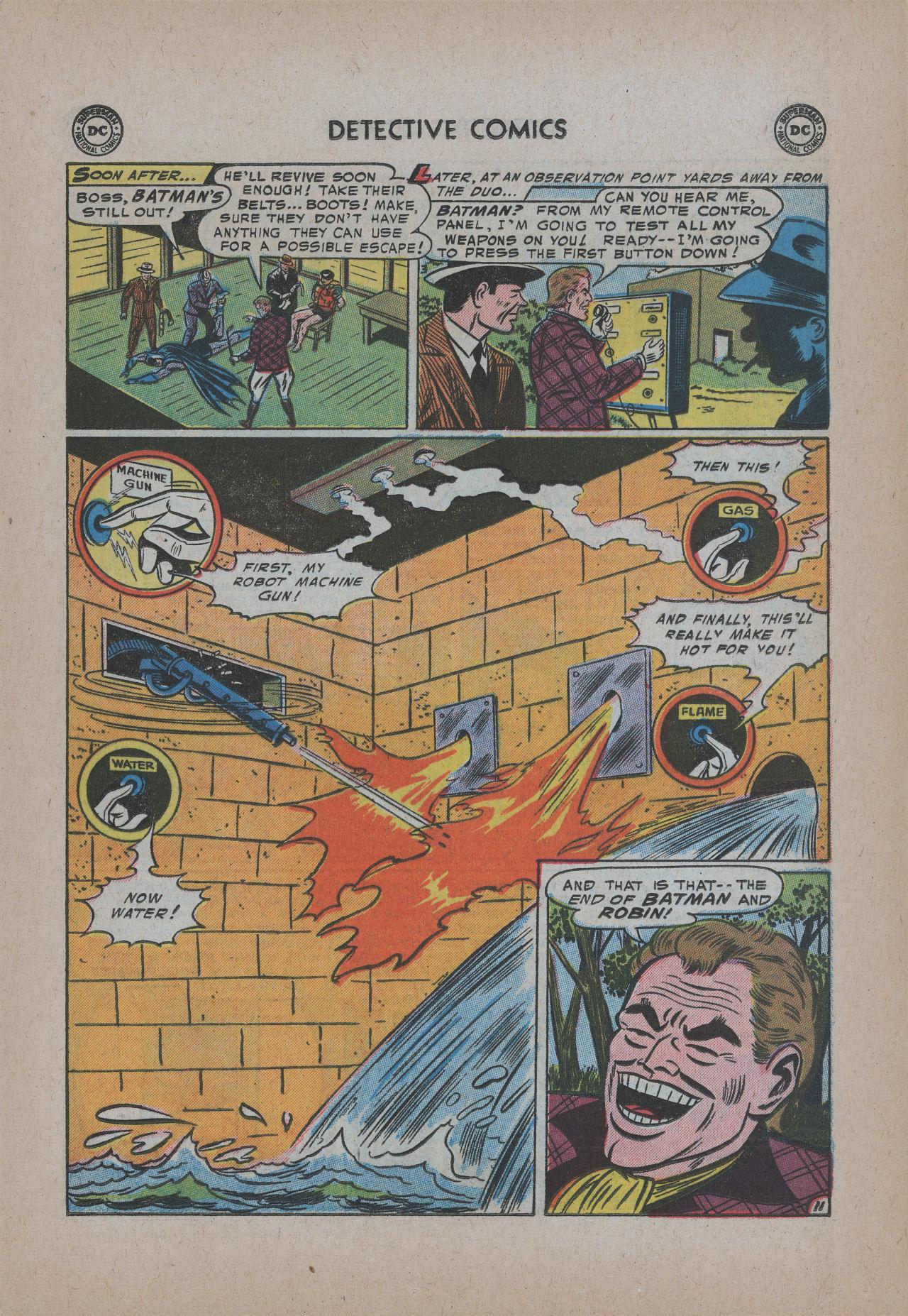 Detective Comics (1937) 221 Page 12