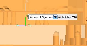 NX CADD: NX TUTORIAL OF THE DAY - NX RADIUS OF GYRATION