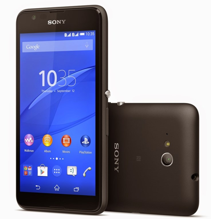 Xperia™ E4g – the easy-to-use, speedy smartphone with Sony quality