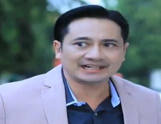 Ivan Fadilla sebagai pemeran ayah Zahra