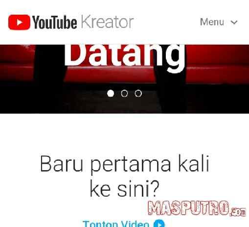 Akademi Pembuat YouTube / Youtube Creator