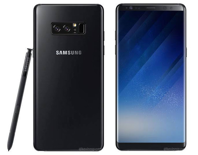 Samsung just recently released their newest premium high-end smartphone ever - the Galaxy Note 8.