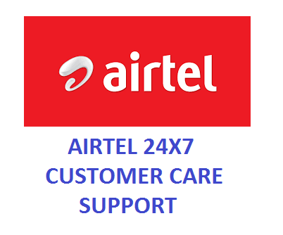 Airtel Customer Care Support | Airtel Customer Care Toll Free Number