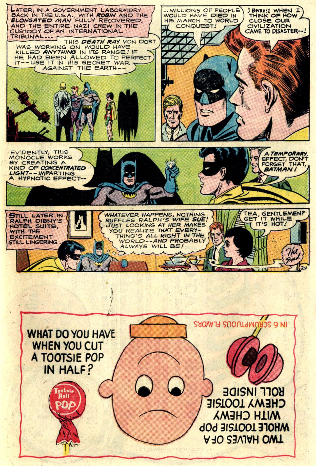 Detective Comics (1937) 343 Page 32