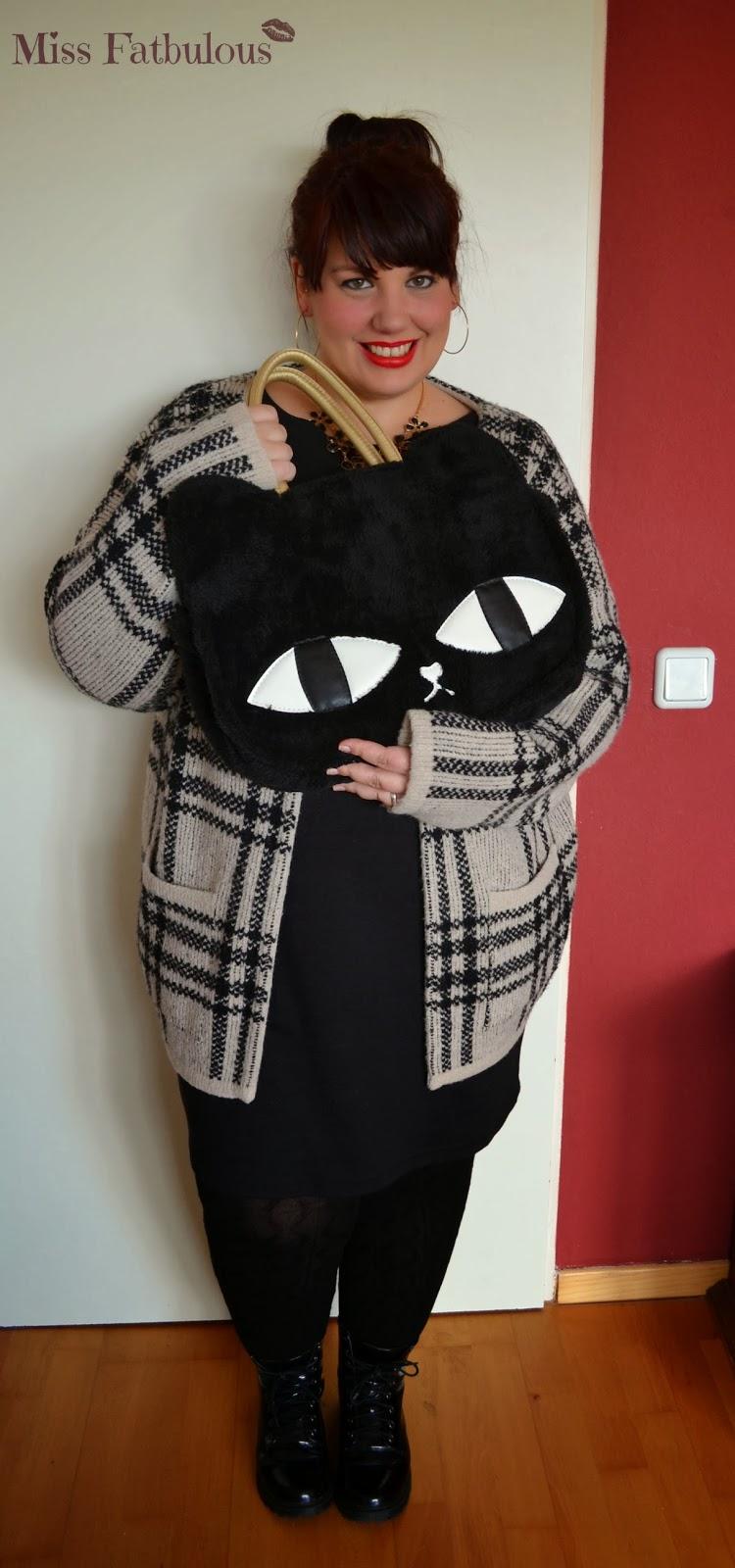 Blog Lieblinge Unfancy: Miss Fatbulous Plus Size Blog: Ootd: Lieblinge Des Monats