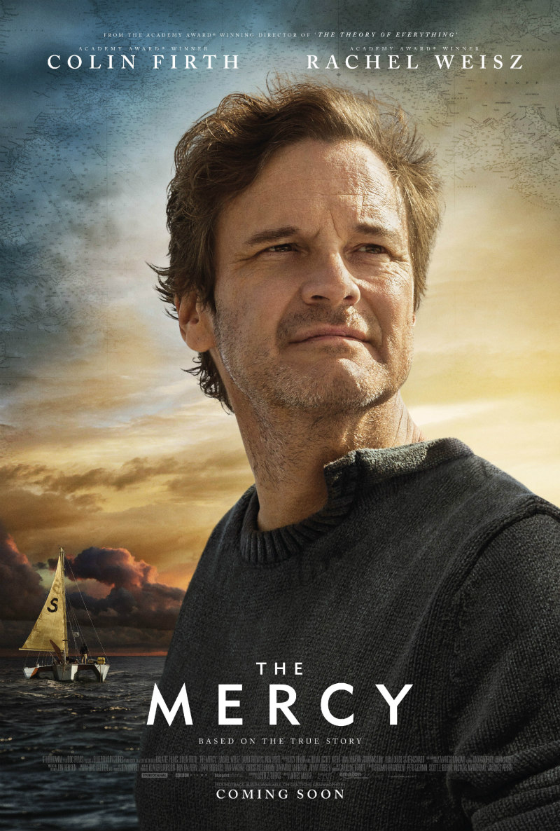 the mercy colin firth poster