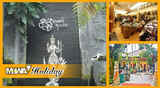 Wisata Rumah Mode - Info FO Bandung & Wisata Belanja