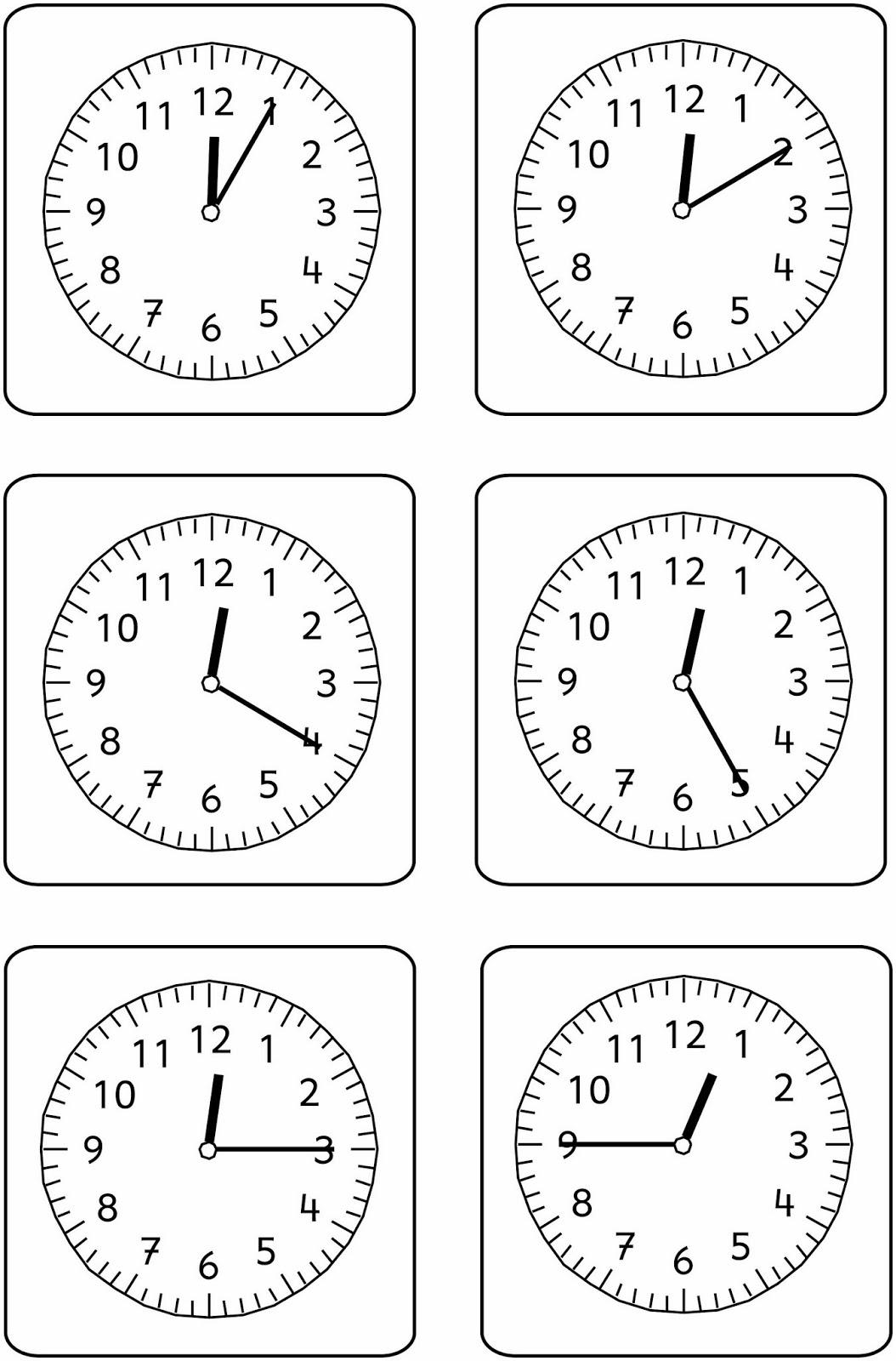 Lernstubchen Uhrenblitzblick