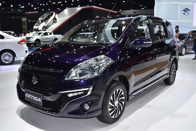 Eksterior Suzuki Ertiga