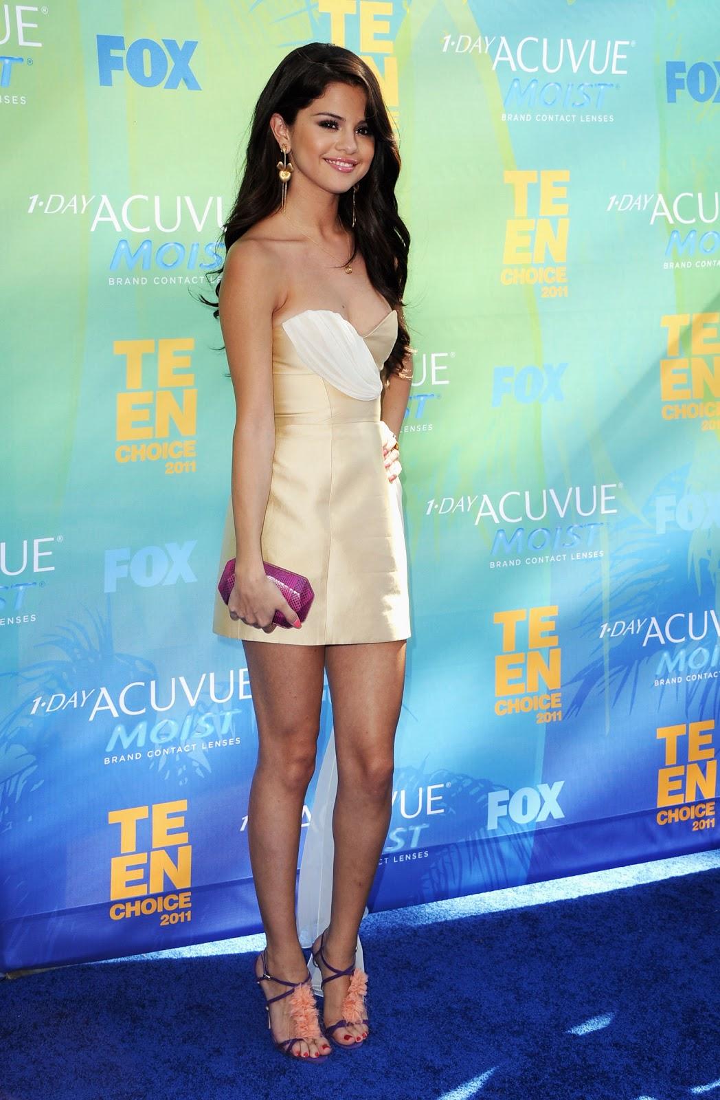 Selena Gomez Celebrity Shoes Gallery