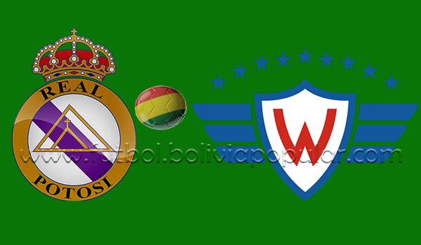 Real Potosí vs. Wilstermann - En Vivo - Online - Torneo Apertura 2018