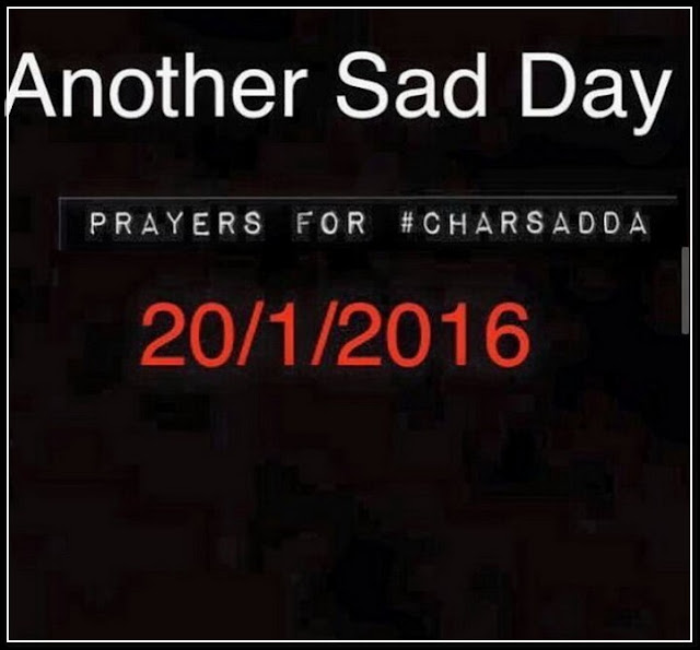 Prayers For Charsadda Attack 20/01/2016