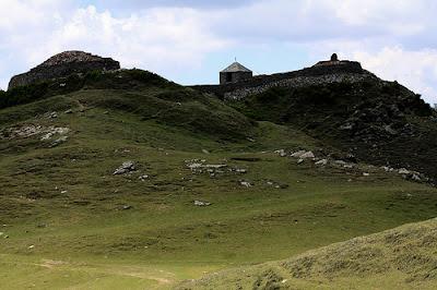 Raghupur fort, Shoja, Himachal Pradesh
