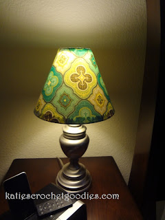 modern colorful lamp shades