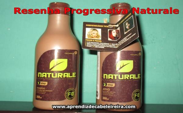 Resenha da Progressiva Natural
