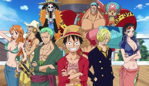 Ost One Piece Batch