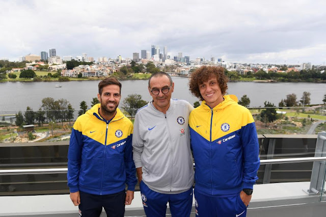 Tương lai của David Luiz bất ngờ đảo chiều