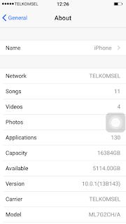 Cusrom Asus Zenfone Go (zc500tg) (IOS 10 New Kernel) ~ www