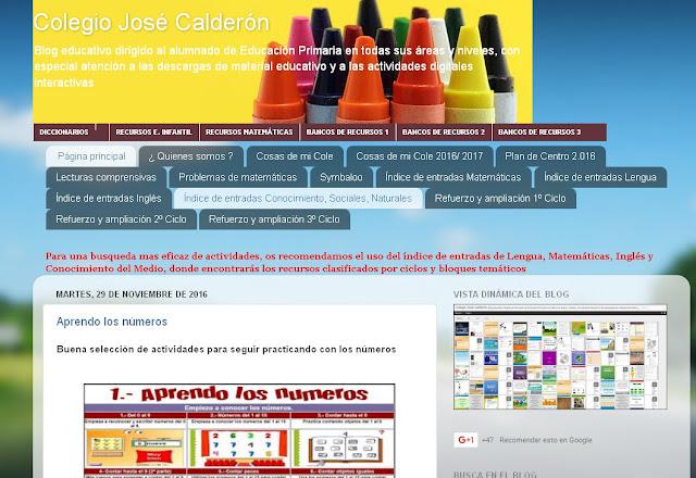 http://colegiojosecalderon.blogspot.com.es/
