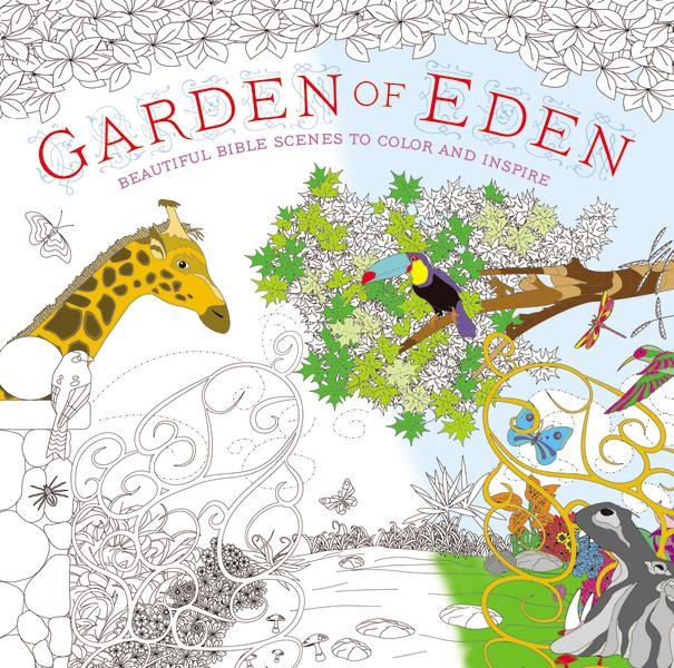 Book Review Garden Of Eden Coloring Books Are Great