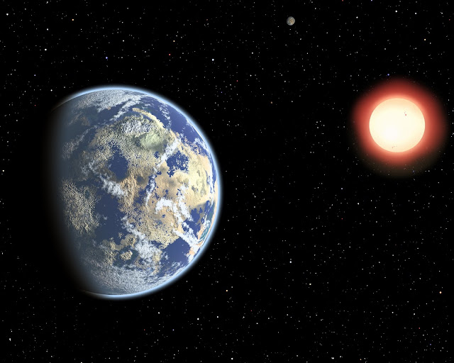 Closest planet ever discovered outside solar system could be habitable with a dayside ocean