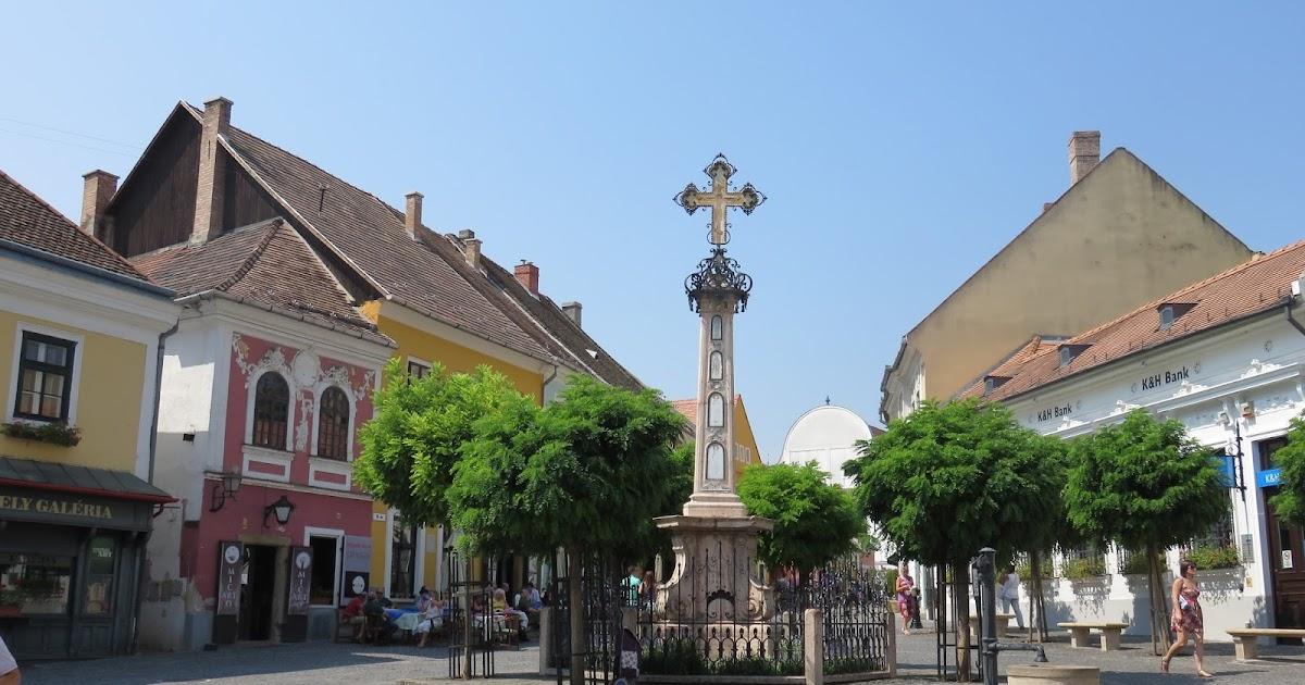 Viajar: Szentendre (Hungría)