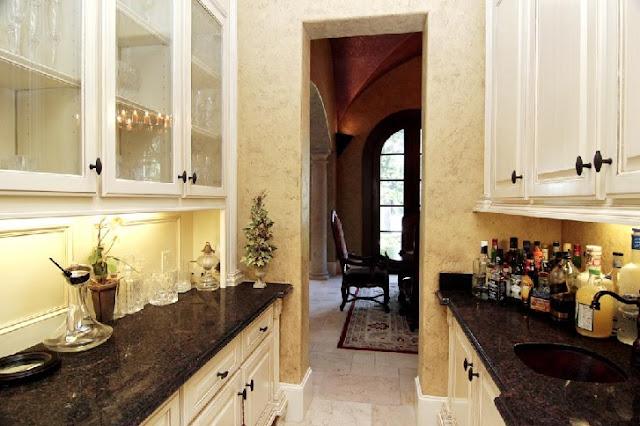 kitchen set double line
