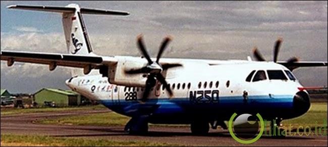 Pesawat Gatotkaca N-250