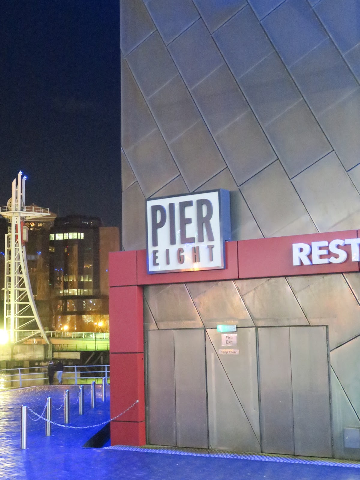 pier eight at the lowry