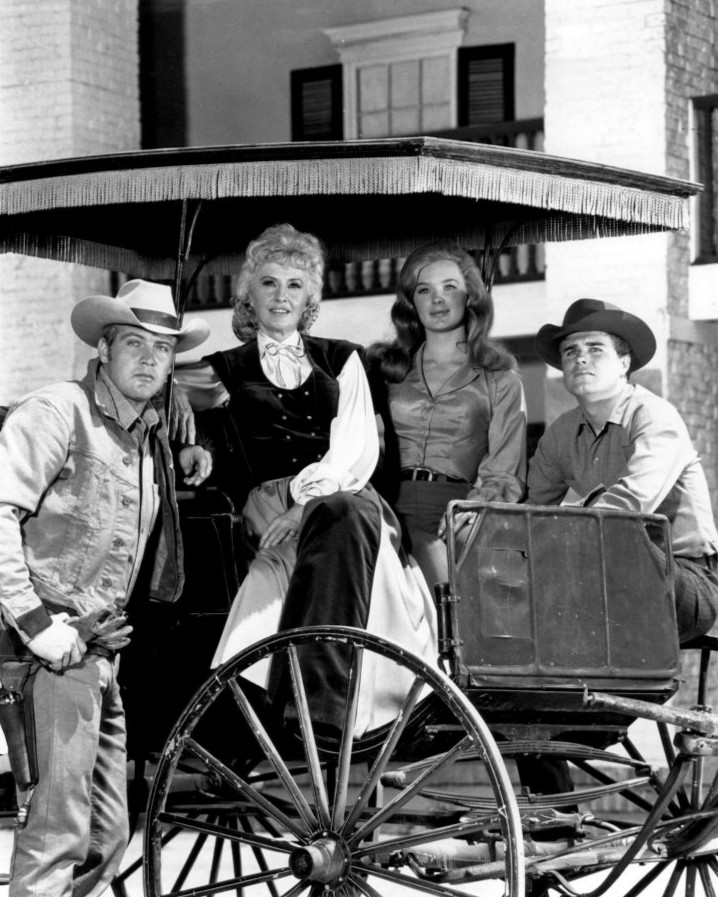 """Classic Television Shows: The Big Valley: """"Explosion ..."""
